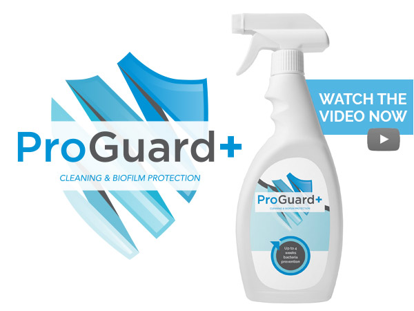 ProGuard+ Bacterial Protection