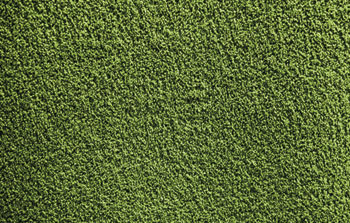 cleaning synthetic grass