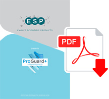 ProGuard Anti Bacterial Information Booklet